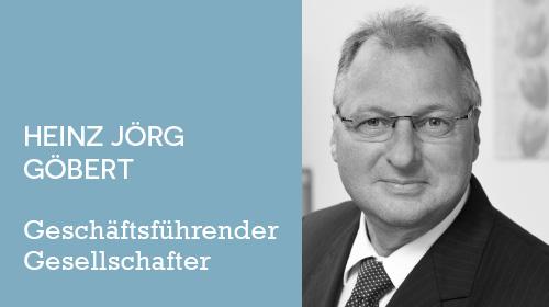 Heinz Jörg Göbert - Geschäftsführender Gesellschafter