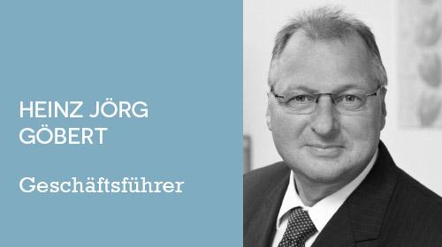 Heinz Jörg Göbert - Geschäftsführer