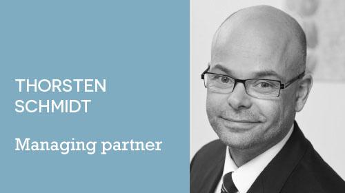 Image of Thorsten Schmidt - managing partner