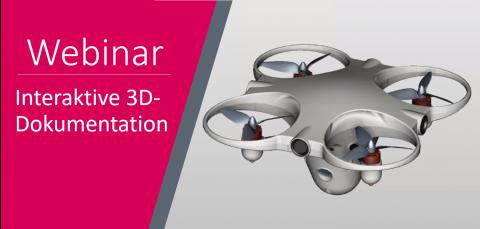 Webinar: Anwendungsmöglichkeiten in der 3D-Dokumentation