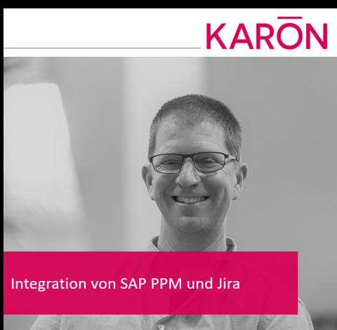 Integration von SAP PPM und Jira