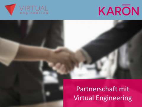 Partnerschaft mit Virtual Engineering